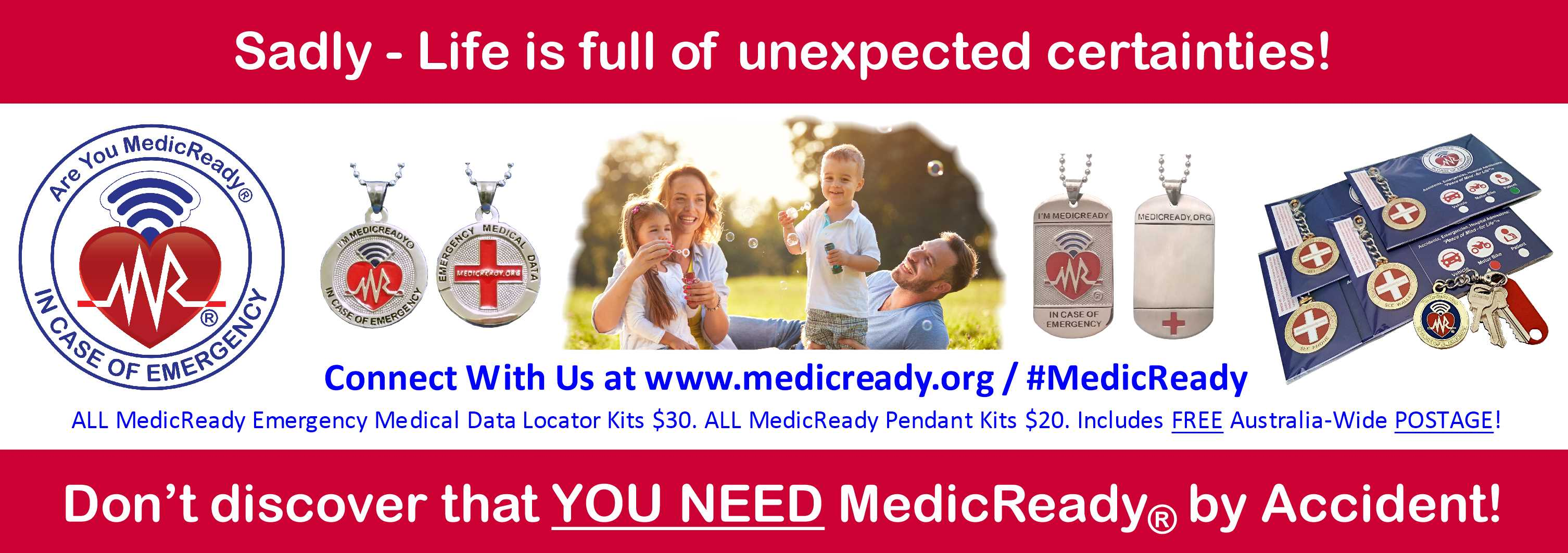 MedicReady Family