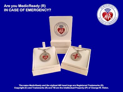 Are You MedicReady In Case of Emergency (I.C.E.)